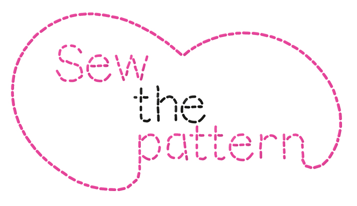 sew the pattern